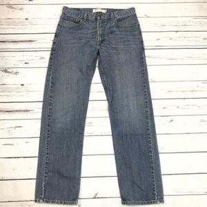 Levi Regular 505 Size 34 Men's Blue jeans straight